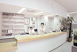 長崎けやき医院受付