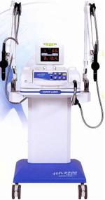 近赤外線治療器(スーパーライザー)